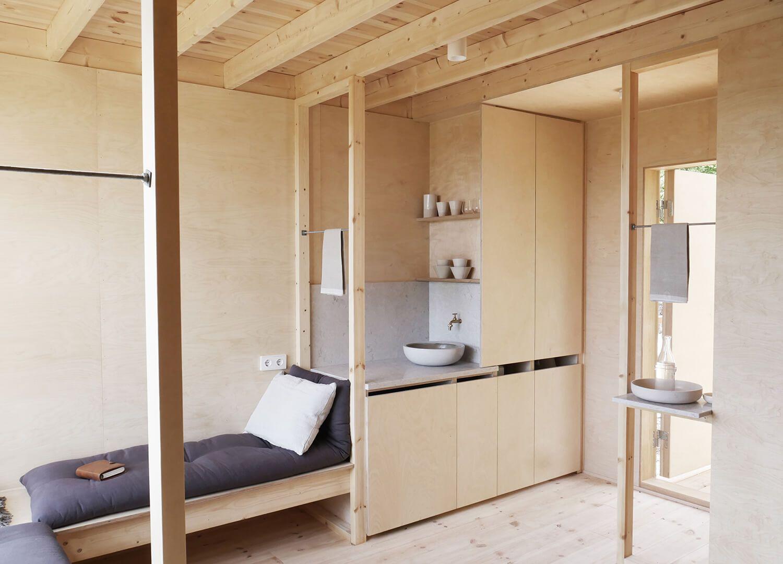 Lofthuset | Tham & Videgard Arkitekter Swedish architect Hanna ...