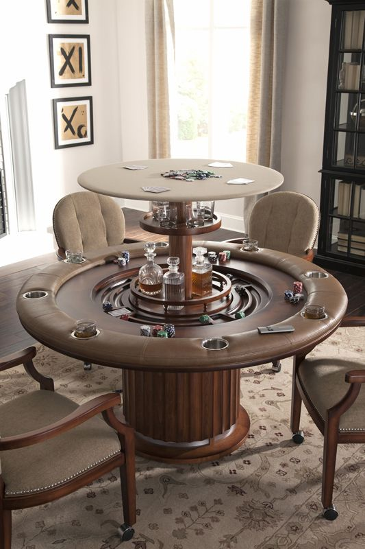 California House Finely Crafted Furniture Product Photo Custom Poker Tables Poker Table Round Poker Table