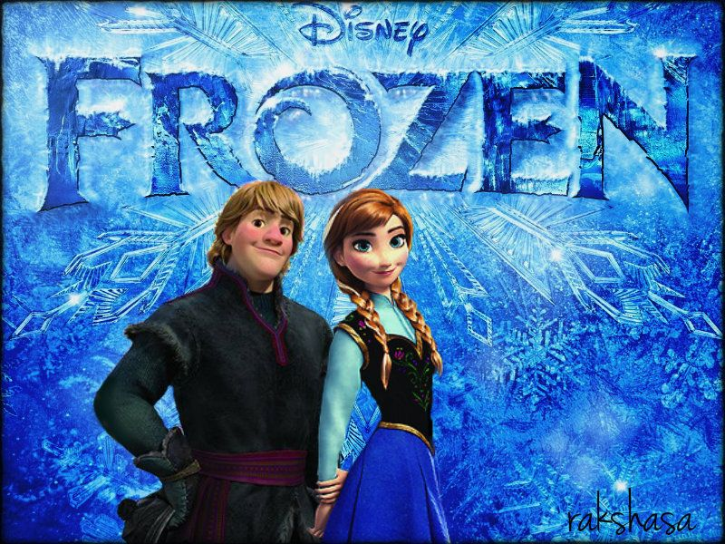 Frozen wallpaper - Kristoff and Anna | Disney ...