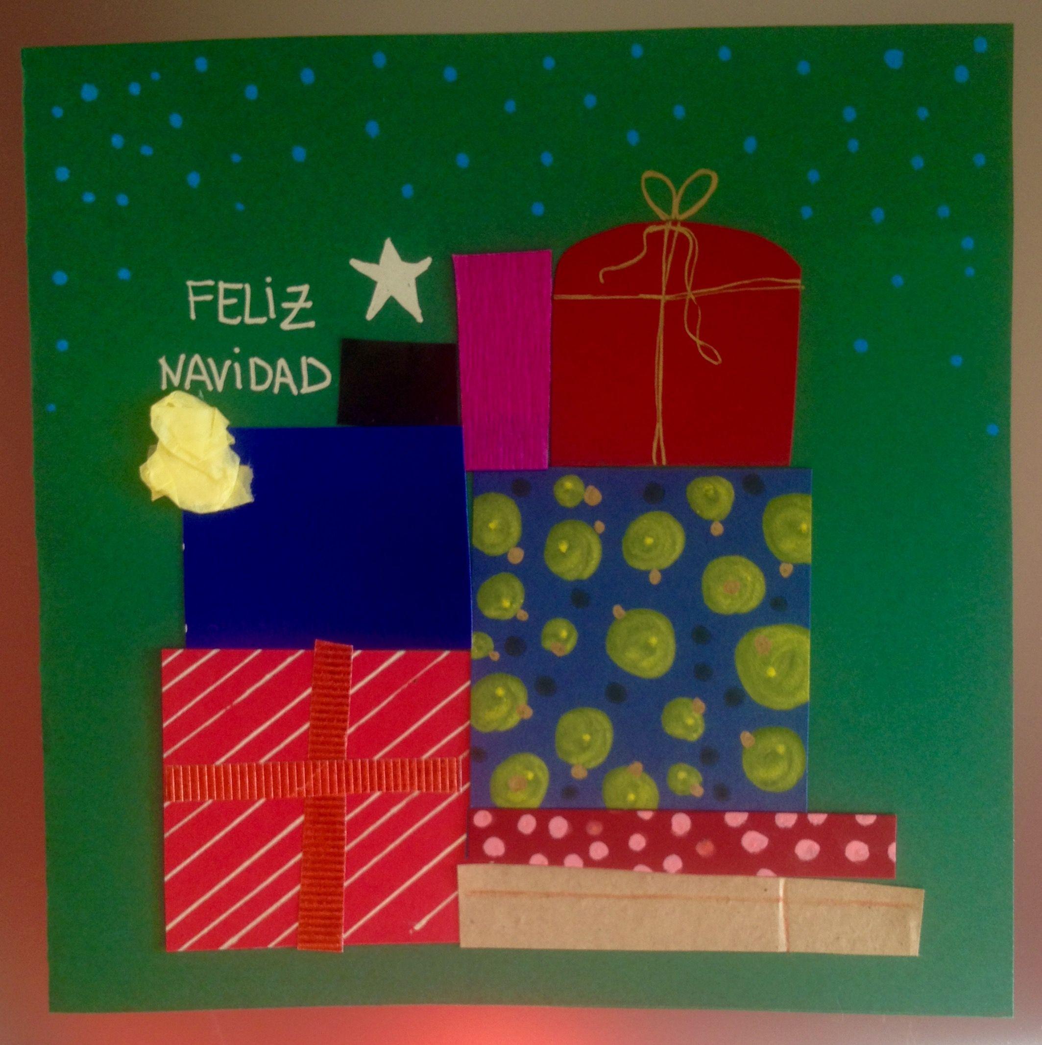 #christmascards #handmade #postales #tarjetas #navidad #REGALOS