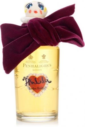 Tralala Penhaligon`s for women and men - Top notes are aldehydes, saffron, whiskey and violet; middle notes are leather, tuberose, incense and carnation; base notes are patchouli, vetiver, musk and vanilla.