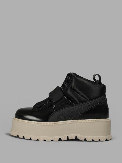 FENTY X PUMA FENTY X PUMA MEN'S SNEAKER BOOT STRAP MENS. #fentyxpuma #shoes