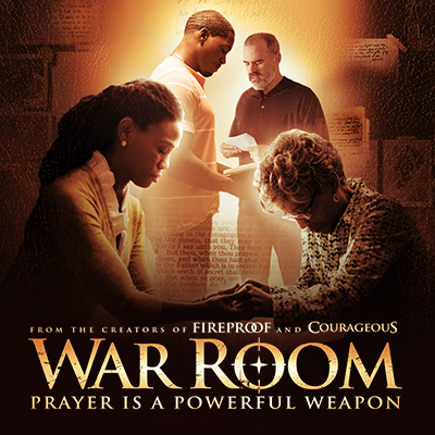 Have You Seen It Yet Christian Movies War Room Movie Christian Films
