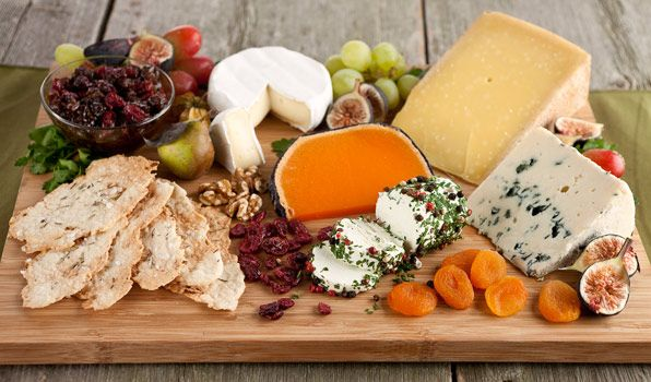 & French Cheese Tray | Recipe | French cheese Cheese trays and Parsley