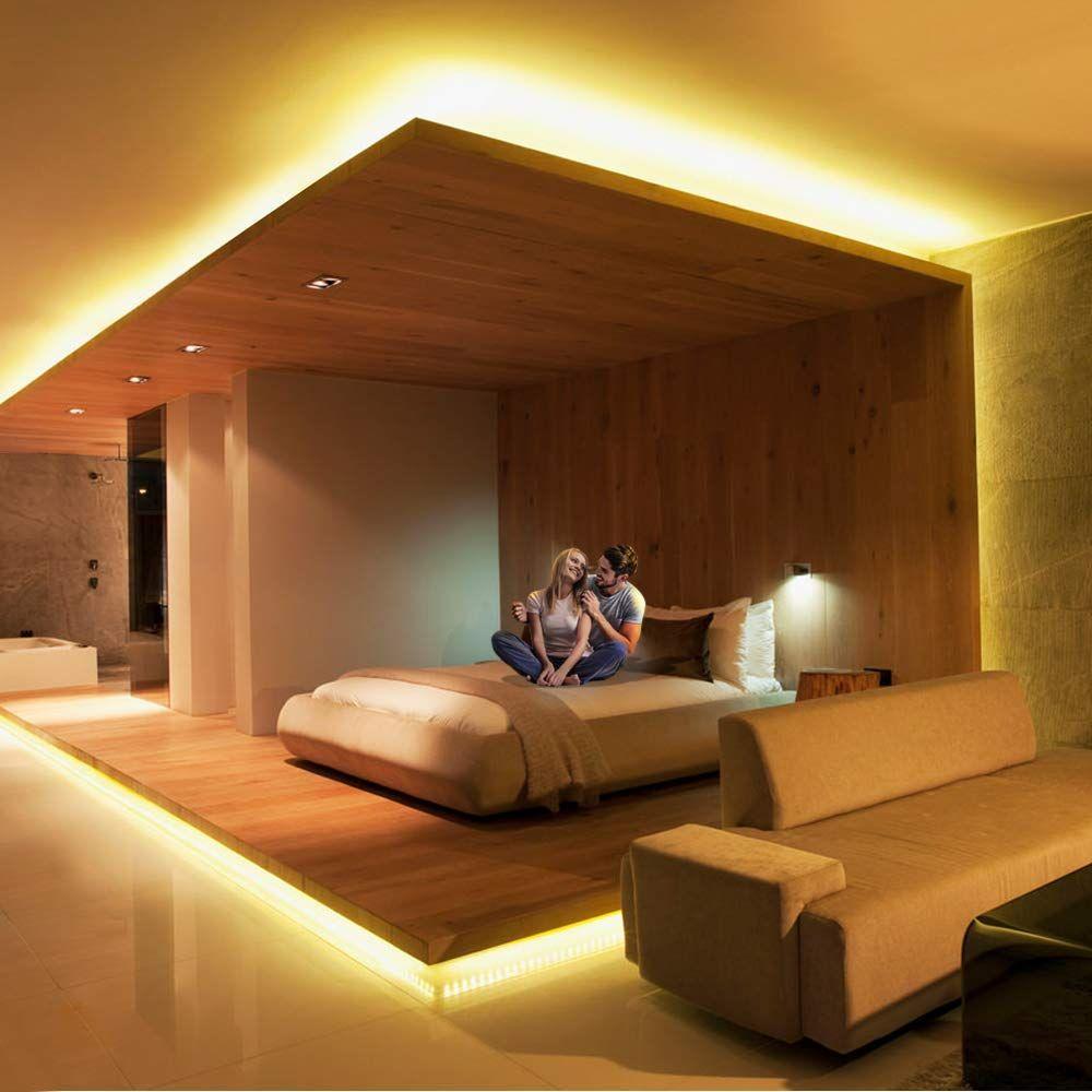 LED Strip Lichterkette, Govee 20m RGB Farbänderung LED Streifen