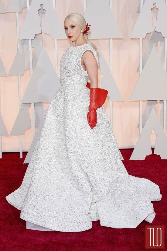 Lady-Gaga-Oscars-2015-Awards-Red-Carpet-Fashion-Azzedine-Alaia-Tom-Lorenzo-Site-TLO (3)
