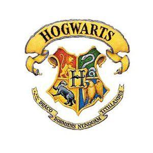 HJLWST® Logo Harry Potter Poudlard, l'école multicolore ...