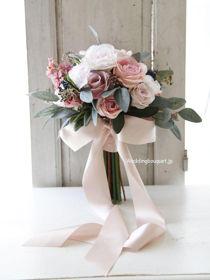 Echte lila rosa Rose und Eukalyptus natürlichen Cracker –
