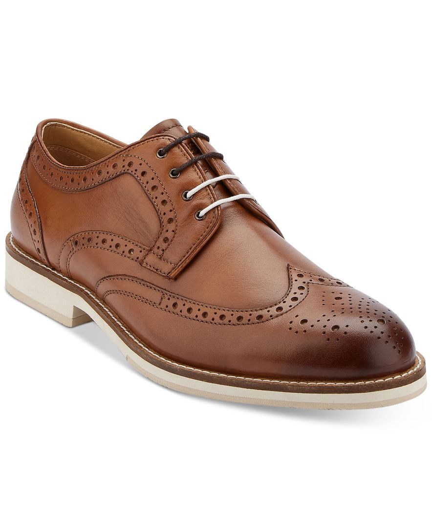 Bass Men's Nolan Wingtip Oxfords | Zapatos hombre, Zapatos