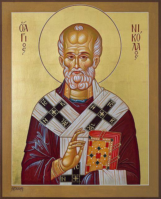 St. Nicholas by wanderingval, via Flickr