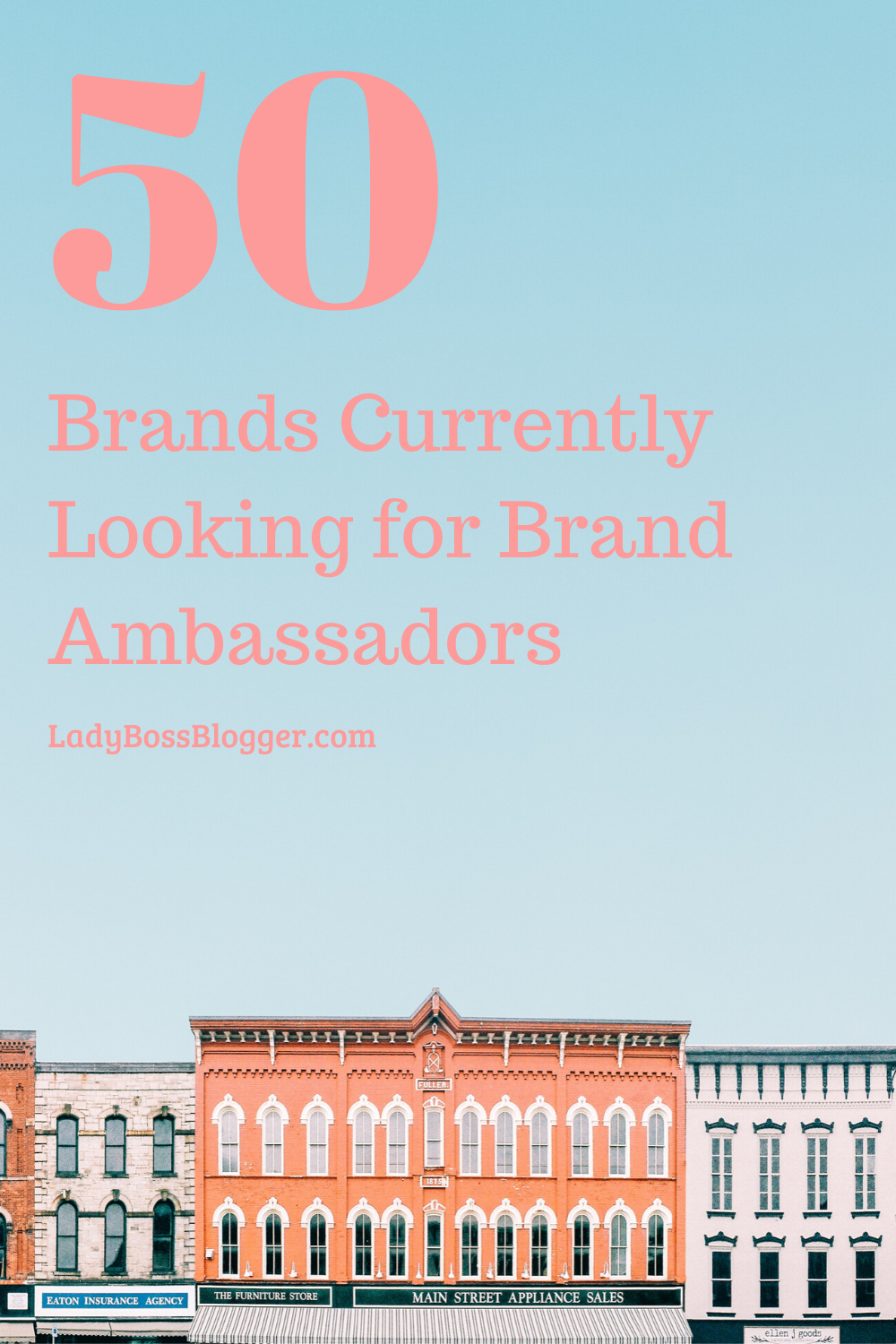 50 Brands Currently Looking For Brand Ambassadors In 2020 With