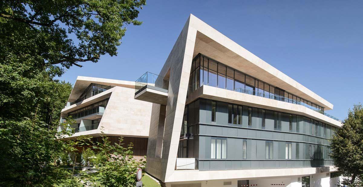 Modern Architecture Properties Salzburg, AUSTRIA