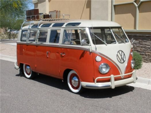 vwbus | Which came after a 1965 VW 21-window Samba bus with a ...