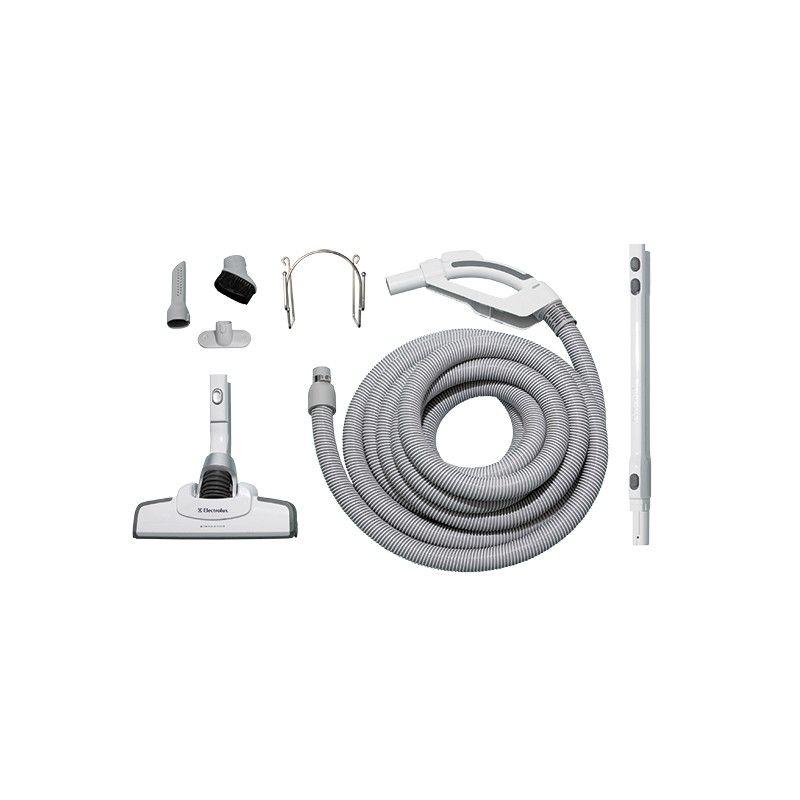 Le kit de nettoyage Standard comprend un tuyau flexible de 9m de - centrale d aspiration pour maison