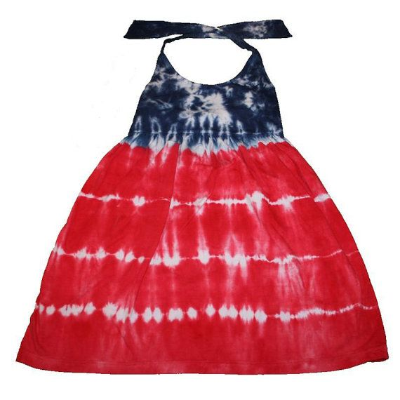 685db852a July 4th Dress in Red