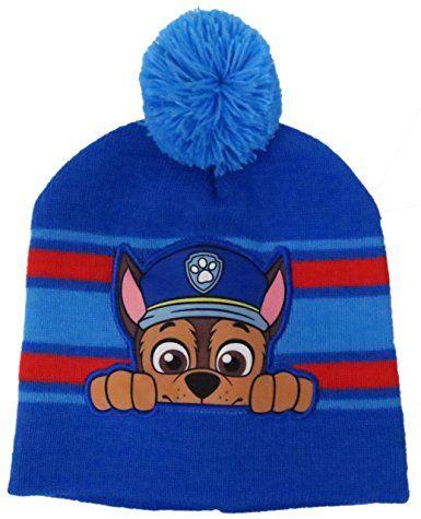Paw Patrol Kids Winter Hat Scarf Gloves Set