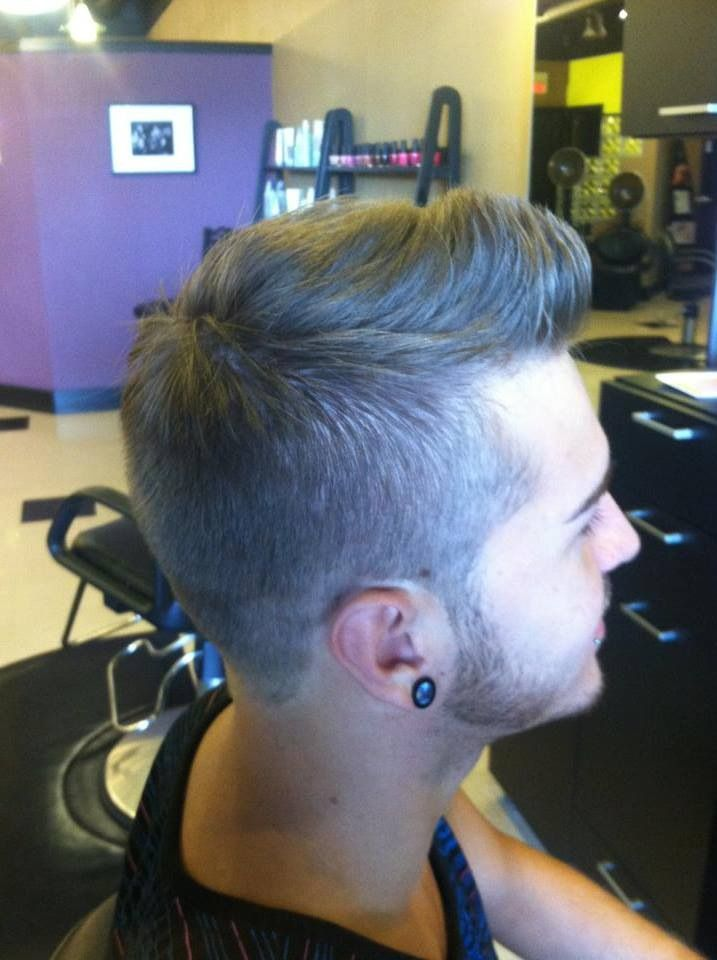 Amazing Fade By Caitlin At Avantgarde Salon Spa In Grand Rapids