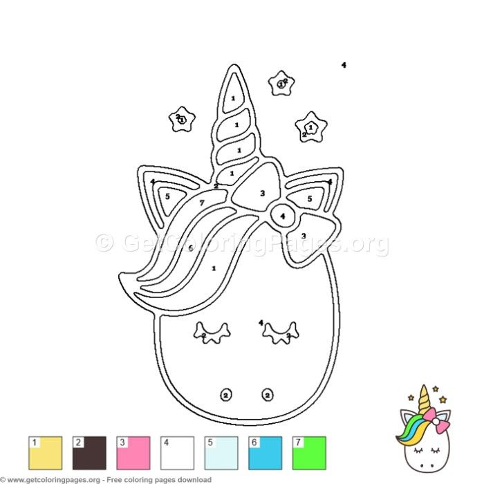 Cute Unicorn Color By Number Coloring Pages Coloring Coloringbook Coloringpages Coloring Turtle Coloring Pages Coloring Pages Frog Coloring Pages