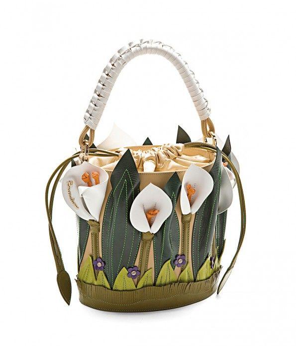 380e4fa2ad0f Braccialini - Calla Lily Handbag | Handbag LOVE! | Bags, Fashion ...