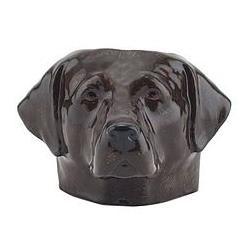 Chocolate Labrador Ceramic Egg Cup...