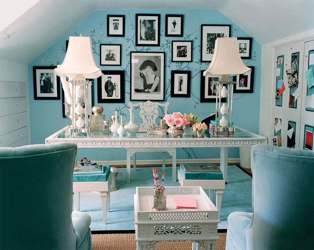 blue office paint colors. Office Paint Color Ideas To Turn Your Workspace Around. Here Are A Few Favorite Hues Help Decorate The Home Office. Explore More Decorating Blue Colors F