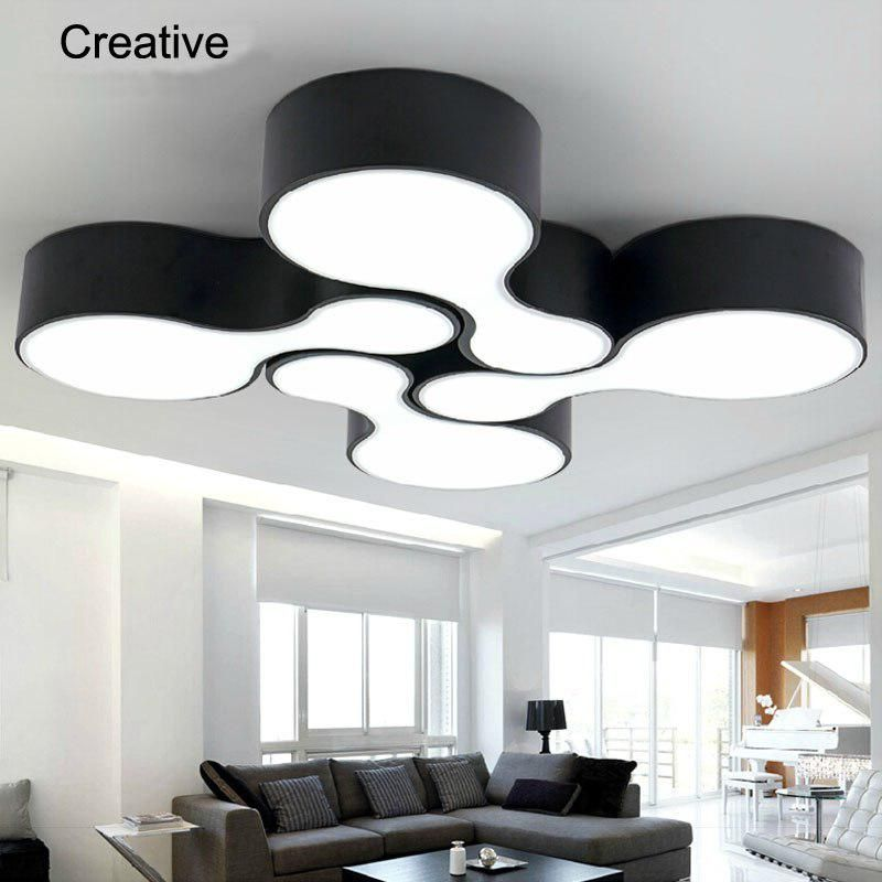 New 2015 Modern Led Ceiling Lights For Living Room Bedroom 12w