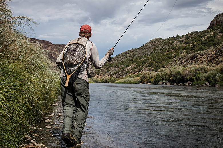 Upper Rio Grande River The Upper Rio Grande Around Taos Can Be Great Fishing In Early Summer But It May Be Out Of Sort Spotted Lake New Mexico Best Fishing