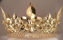 King Aesthetic Tumblr Friendtier Gold King Crown Gold