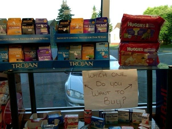 This Is How Every Store Should Sell Condoms
