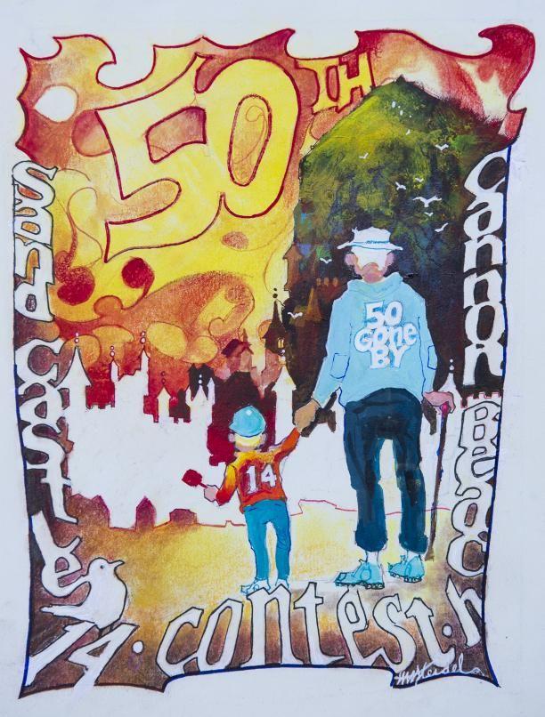 Sandcastle Weekend- June 21. Celebrating 50 years!