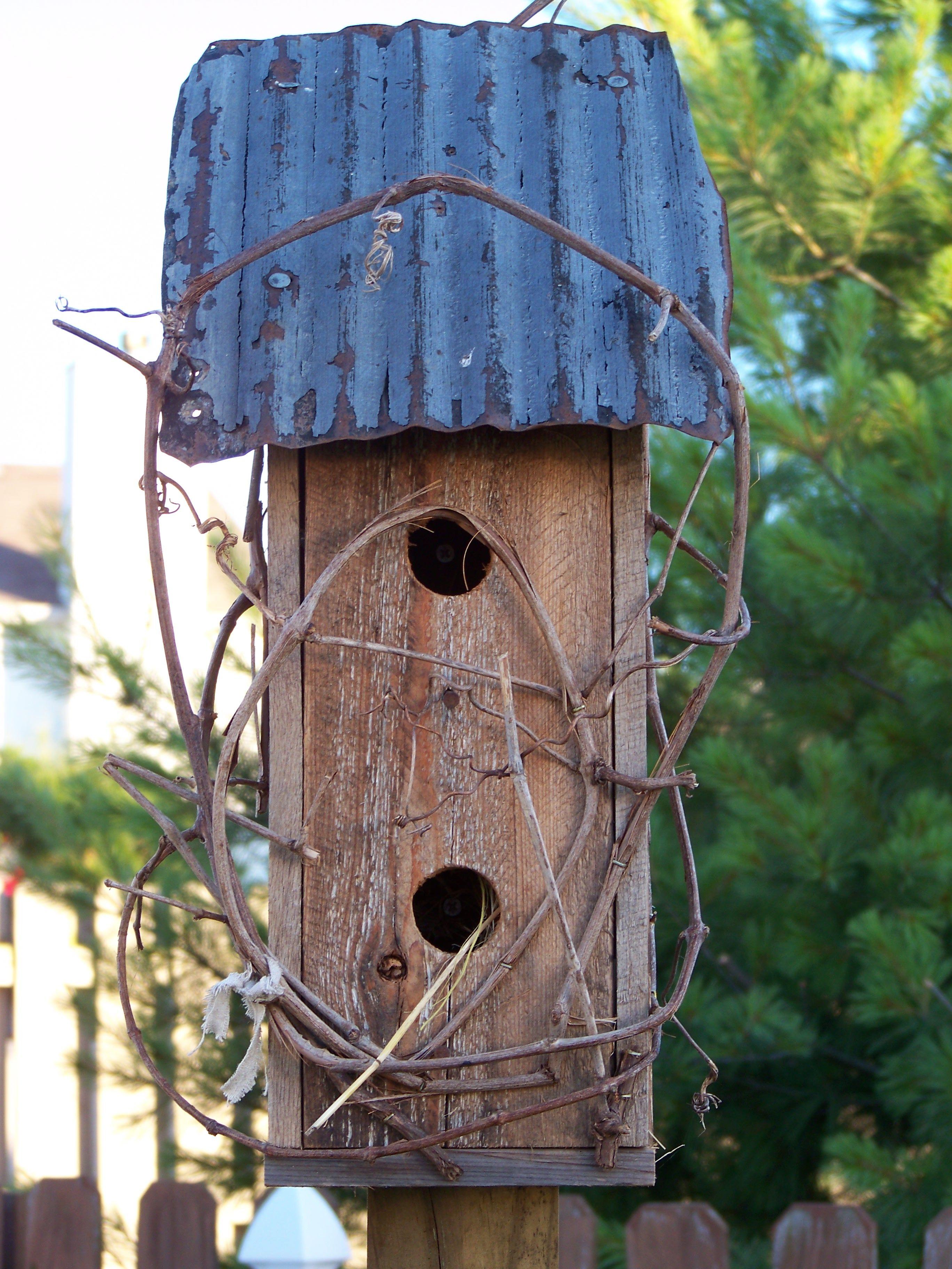 love birdhouses vogelh user. Black Bedroom Furniture Sets. Home Design Ideas