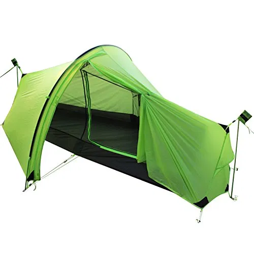 Ultralight Backpacking Tents One Person Man Hiking Single Camping Tent Tent Camping One Man Tent Backpacking Tent