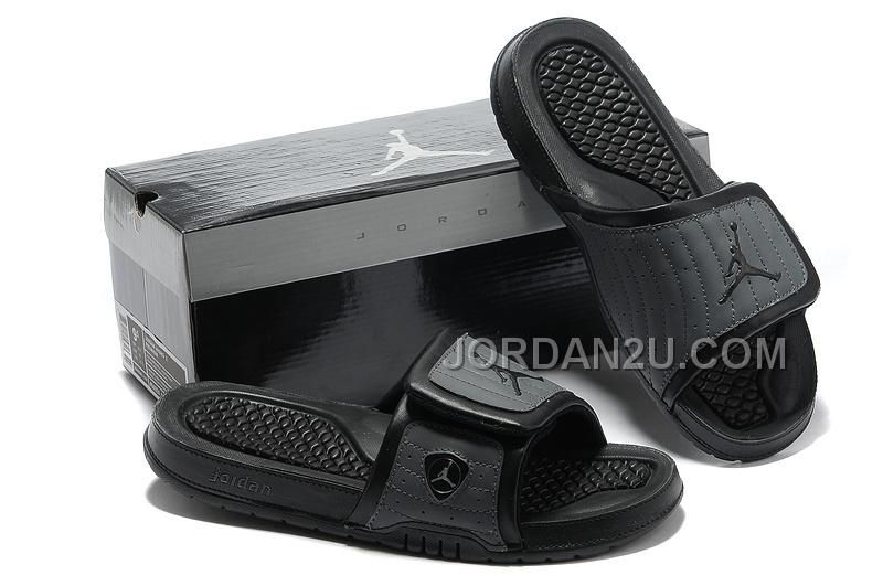 fcf69b4aebee8e ... 14 retro light graphite hydro slide sandals sneakers p 2497. Collection Air  Jordan Slippers Discount Jordans
