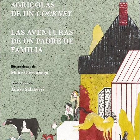 Las aventuras agricolas de un cockney. Virginia Woolf  (Nordica)