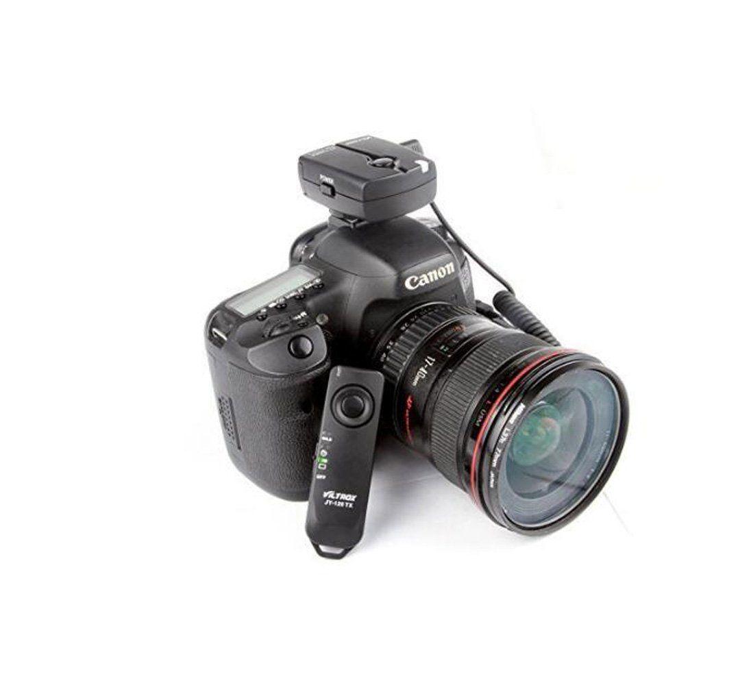 Viltrox Jy 120 C1 Wireless Remote Shutter Release For Canon Eos Camera 70d 60da 60d T6s T6i T5i T3i T5 T3 1200d 760d 100d 550d Canon Eos Cameras Canon Eos Eos