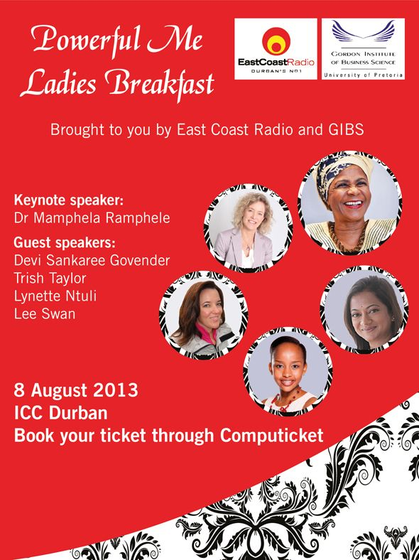 Gibs Ladies Breakfast Hosted By East Coast Radio Http