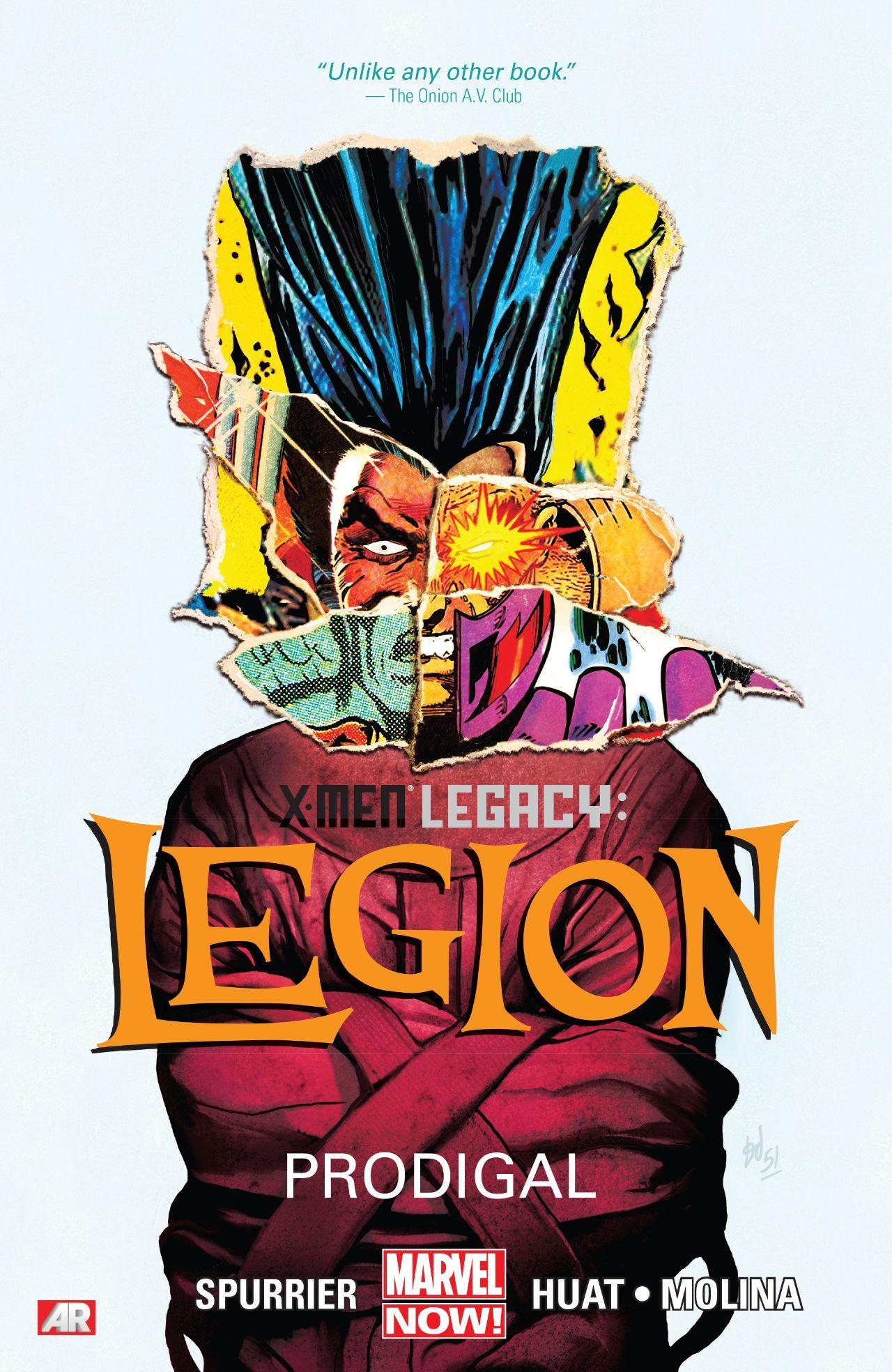 X Men Legacy Legion Vol 1 Prodigal Legion Comic Marvel Legion Marvel Now