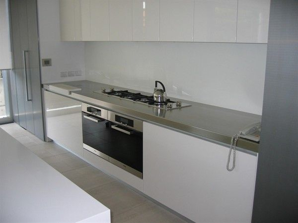 Stainless Steel Bench with Sink -A cleaners Paradise | Kitchen ...