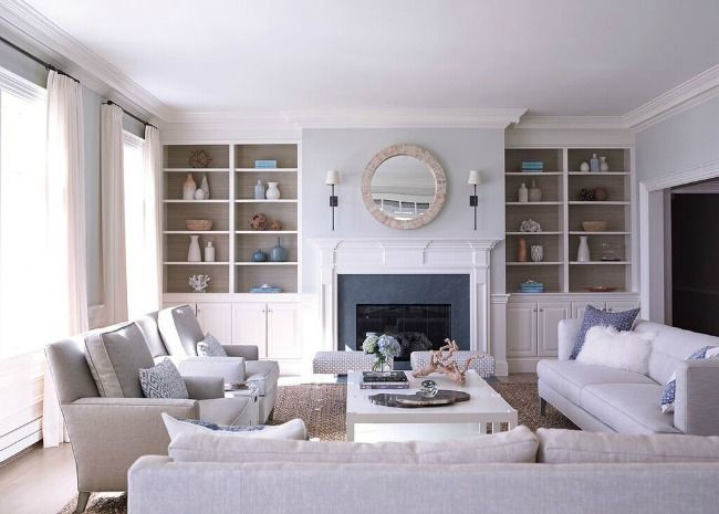 House Tour Cape Cod Coastal Decorating Living Room Living Room