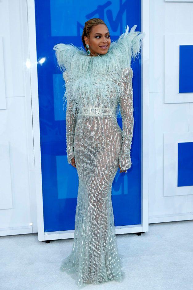 La diosa Beyoncé... y el resto de invitados a la gala que celebra la creatividad…