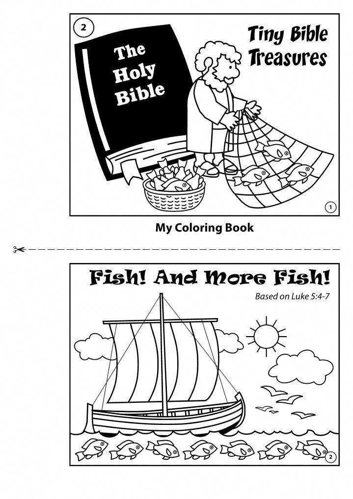 2 oly H ible B The Tiny Bible Treasures 1 My Coloring Book