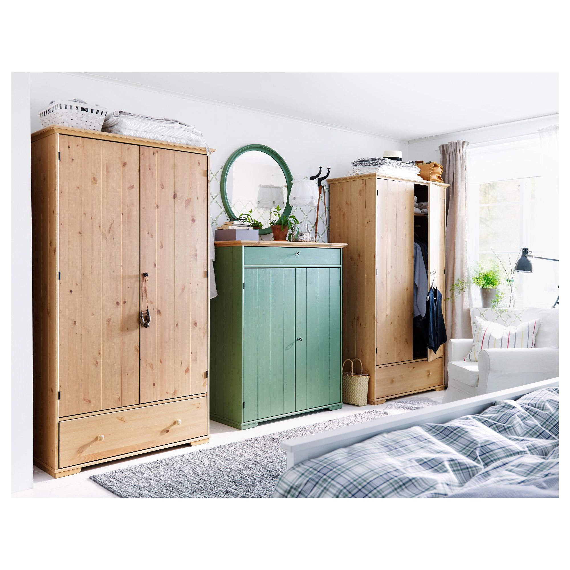 HURDAL Linen cabinet - IKEA | bedroom ideas | Pinterest | Ideen