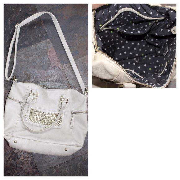 Crossbody Purse Used for a month, clean! Buckle Bags Crossbody Bags