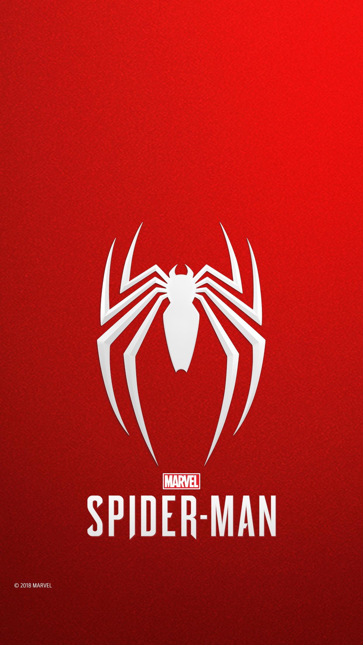 Que Linda Logo Marvel Spiderman Spiderman Ps4 Spider Man Ps4 Game