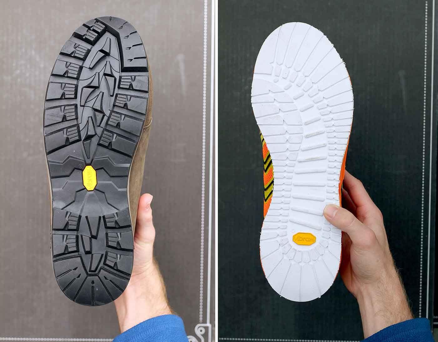 e7d594e6dfd Fresh Tread: New Vibram Service Re-Soles Worn Shoes | Stuff to Buy ...