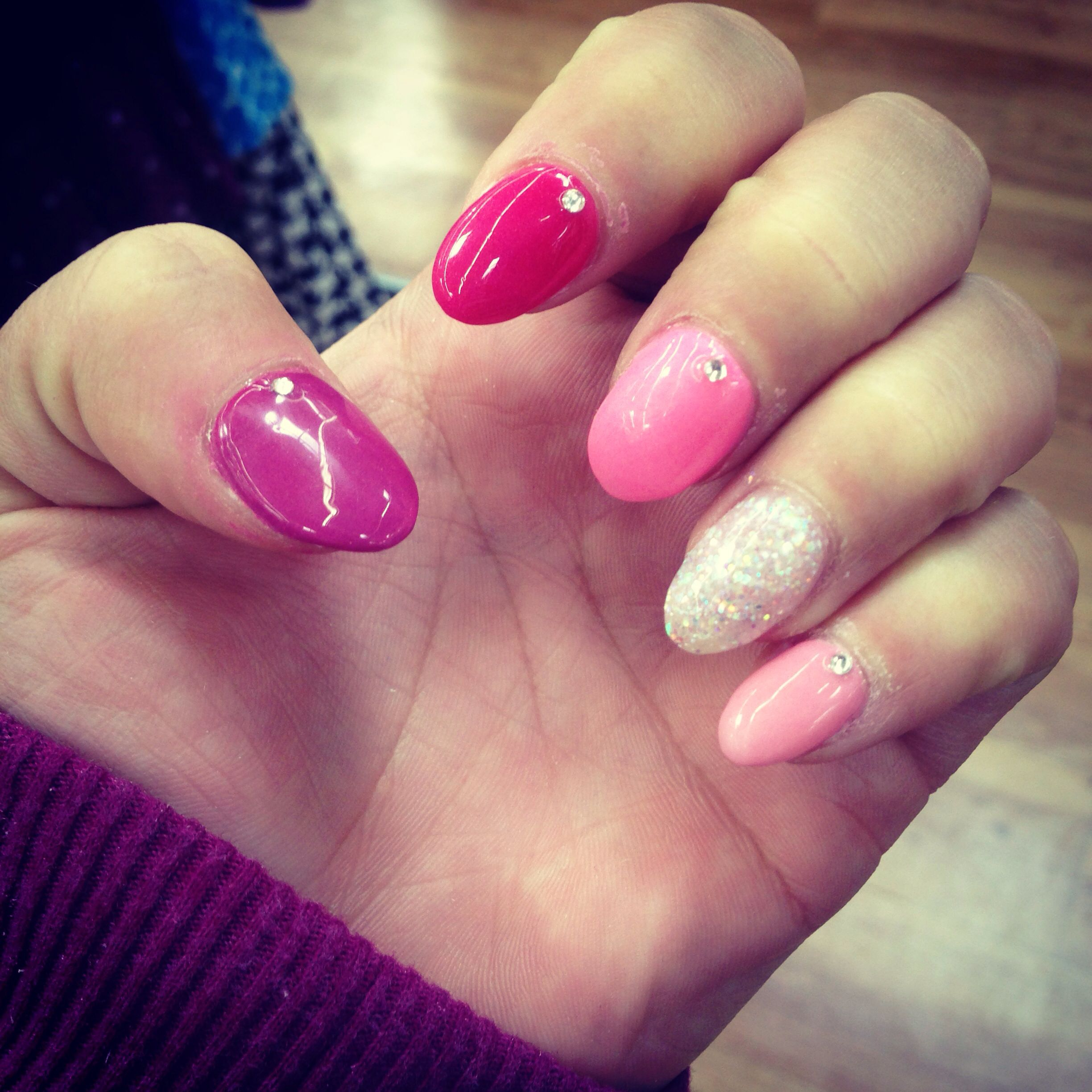 Almond Shaped Nails Pinterest | Joy Studio Design Gallery ...