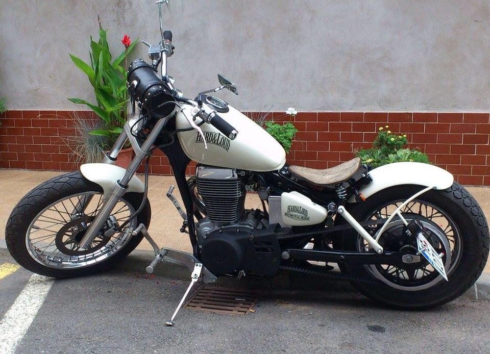 Suzuki Savage Bobber Bikes Personalizadas Motos Customizadas Carros E Motos