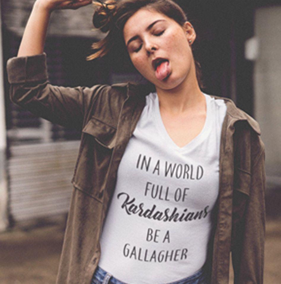 Details about world of kardashians be gallagher shameless