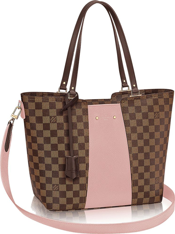 6c40063f7bed Louis Vuitton Jersey Tote