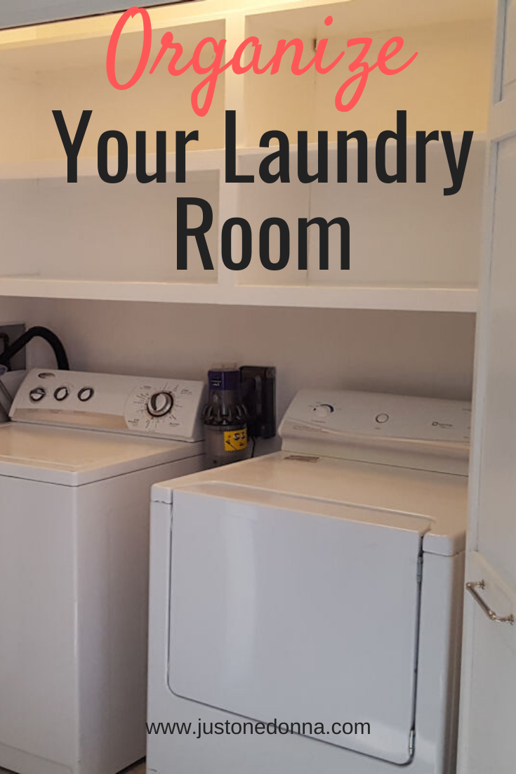 Get Tips And Ideas For Organizing Your Small Laundry Organizing A